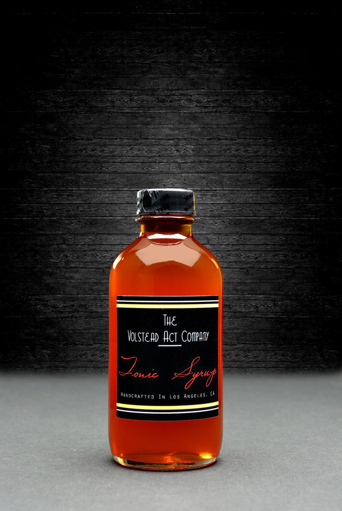 Naturally Red Peruvian Tonic Syrup 4oz