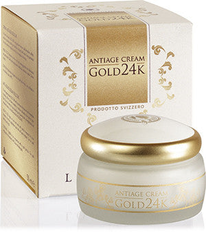 GOLD CREAM 24K 50ml