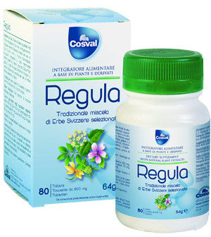 Regula tablets 80 tab.