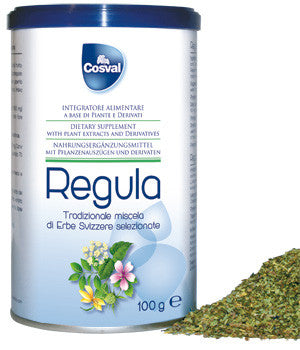 Regula Selected Swiss herbs blend 100g