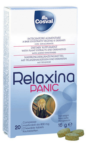 Relaxina Panic 20 tablets