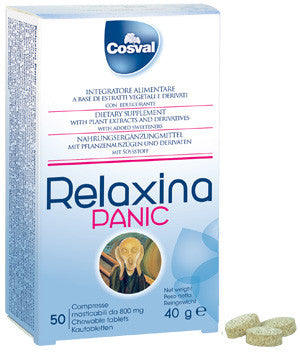 Relaxina Panic 50 tablets
