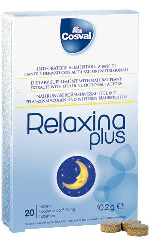Relaxina Plus 20 Tablets