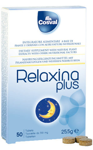 Relaxina Plus 50 Tablets
