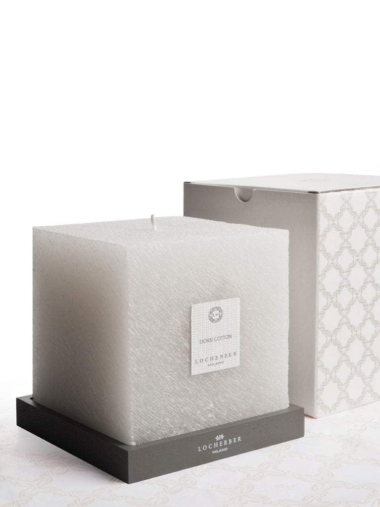 Scented Candle Dokki Cotton 1.6 Kg