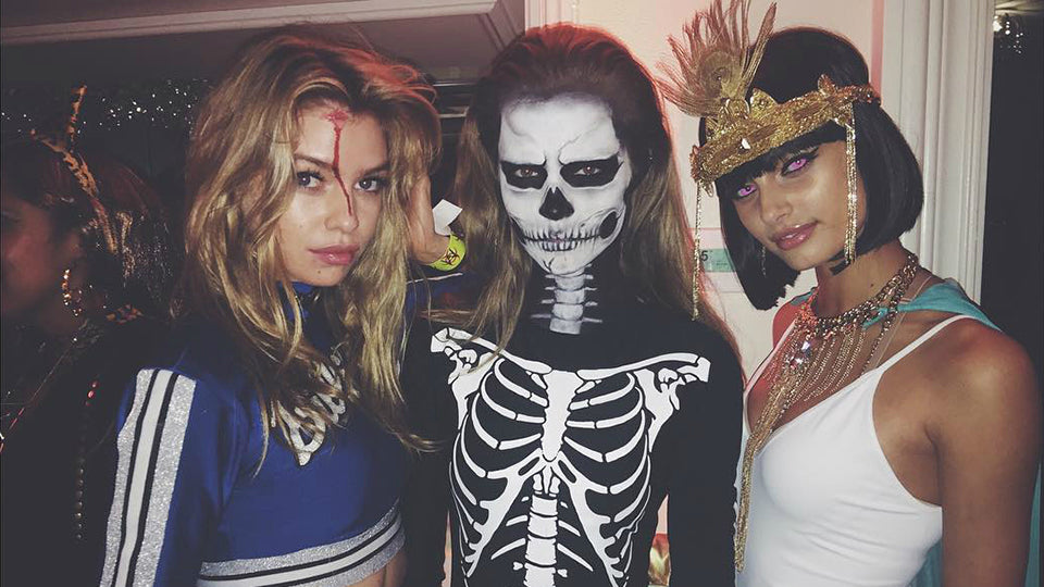 Halloween Costume Ideas From Models, Designers, and Street Style Stars