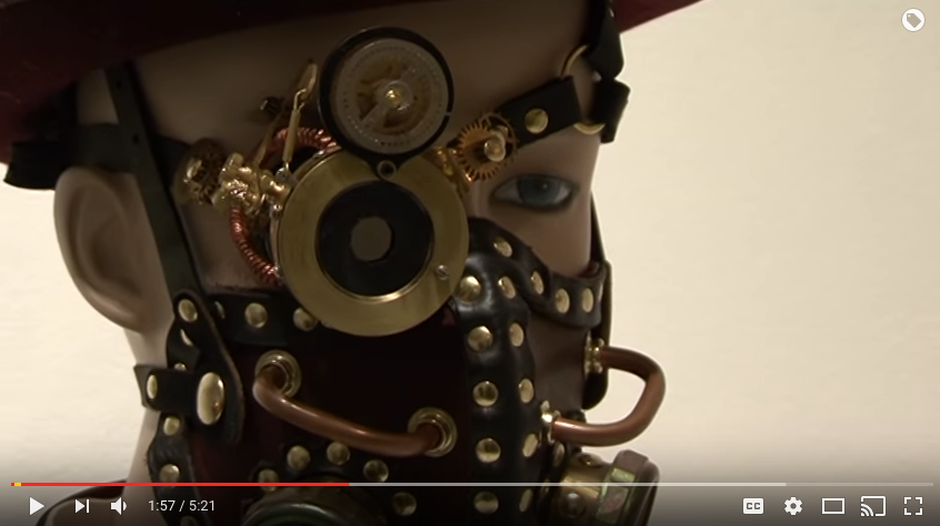 Steampunk In Oxford