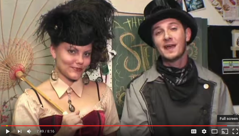 How to make a Steampunk Outfit, Threadbanger