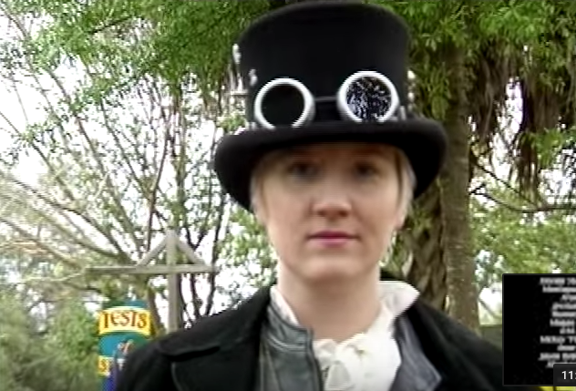 Beyond the Gears: The Steampunk Movement