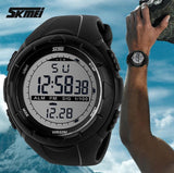 SKMEI Brand Men Sports Watches LED Digital Watch Fashion Outdoor Waterproof Military Men's Wristwatches Relogios Masculinos - Hespirides Gifts - 3