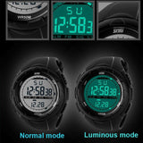 SKMEI Brand Men Sports Watches LED Digital Watch Fashion Outdoor Waterproof Military Men's Wristwatches Relogios Masculinos - Hespirides Gifts - 6