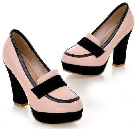 ladies high heel shoes women sexy dress footwear fashion lady female brand pumps P13025 hot sale EUR size 34-43 - Hespirides Gifts - 2