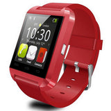 Bluetooth smart watch U8 Wrist Watch U smartWatch for For iPhone 4/4S/5/5S/6 and Samsung S4/Note/s6 HTC Android Phone Smartwatch - Hespirides Gifts - 2