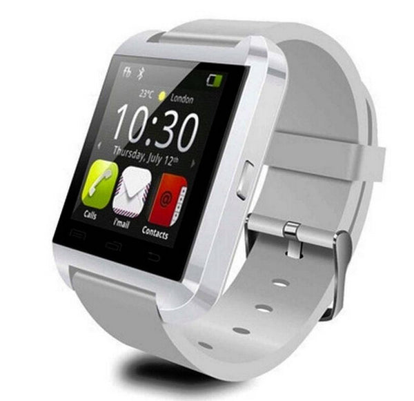 Bluetooth smart watch U8 Wrist Watch U smartWatch for For iPhone 4/4S/5/5S/6 and Samsung S4/Note/s6 HTC Android Phone Smartwatch - Hespirides Gifts - 3