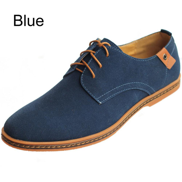 Hot Sale 2016 Fashion Men Shoes Winter Warm Synthetic Leather Shoes Flat Lace up Ankle Boots for Man Rubber Outsole Casual Shoes