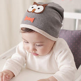 New Baby Boys Girls Hat Cotton Blends Caps Newborn Infant Baby Hat Owl Print Baby Clothing Accessories - Hespirides Gifts - 1