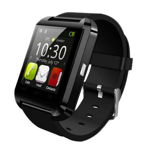 Bluetooth smart watch U8 Wrist Watch U smartWatch for For iPhone 4/4S/5/5S/6 and Samsung S4/Note/s6 HTC Android Phone Smartwatch - Hespirides Gifts - 1