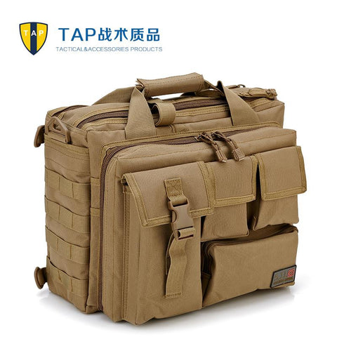 Men'S Army Bags Shoulder Bags Molle Outdoor Sport Laptop Camera Military Tactical Messenger Men Handbags Bolso Del Mensajero - Hespirides Gifts - 1