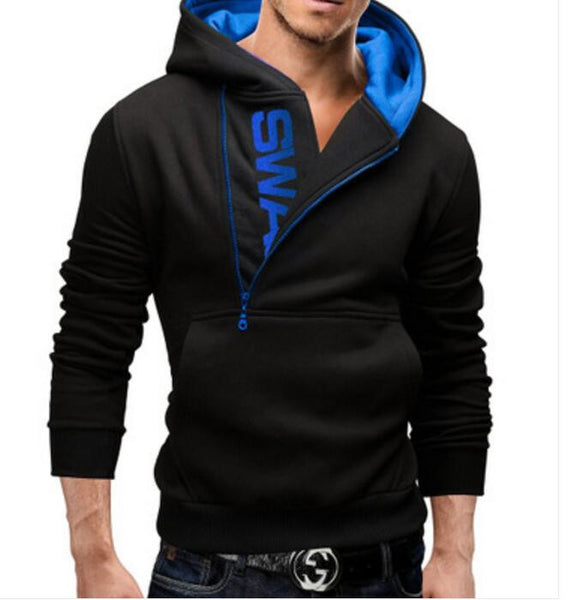 Hoodies Men 2016 Brand Sweatshirt Men Hoodies Fashion Solid Hoodie Mens Leisure Mens Tracksuits Moleton Masculino Plus Size 4XL - Hespirides Gifts - 3