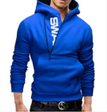 Hoodies Men 2016 Brand Sweatshirt Men Hoodies Fashion Solid Hoodie Mens Leisure Mens Tracksuits Moleton Masculino Plus Size 4XL - Hespirides Gifts - 2