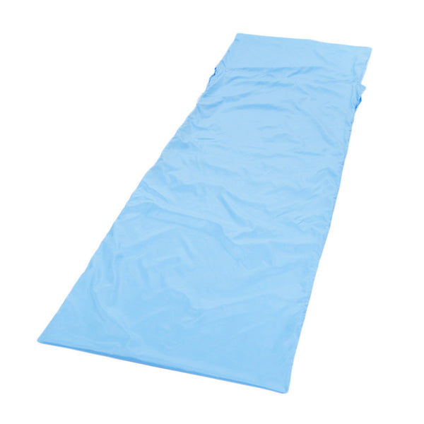Ultralight Outdoor Sleeping Bag Liner Polyester Pongee Portable Single Sleeping Bags Camping Travel Sleep Bag New - Hespirides Gifts - 3