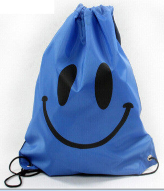 Face Drawstring Bag Mochila Swimming Bags School bags For Girls And Boys Cartoon Kids Backpack waterproof - Hespirides Gifts - 2
