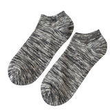 Free Size Men's Cotton Warm Socks Crew Ankle Low Cut Casual Business Classic Cotton Socks - Hespirides Gifts - 4