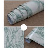 PVC Waterproof bathroom kitchen backsplash wallpaper cabinet vinyl self adhesive wall paper countertop wall sticker home decor