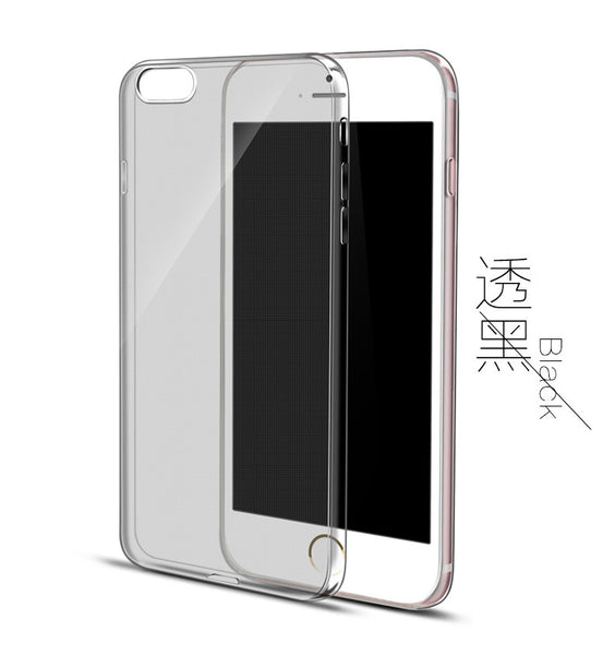 Ultra Thin Soft TPU Gel Original Transparent Case For iPhone 6 6s 6Plus 6sPlus Crystal Clear Silicon Back Cover Phone Bags - Hespirides Gifts - 4