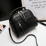 INLEELA New Arrival Knitting Women Handbag Fashion  Weave Shoulder Bag Small Casual Cross Body Bag Retro Totes