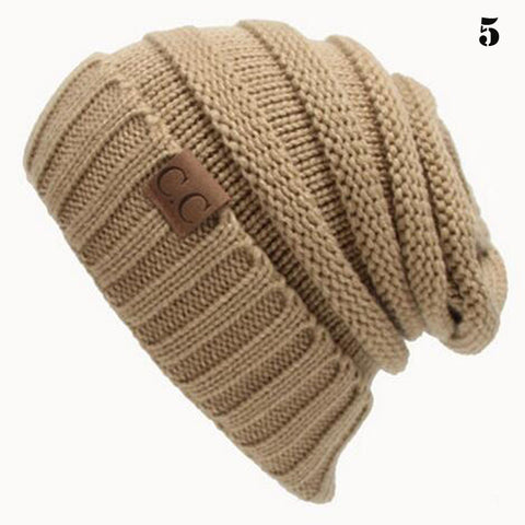 Unisex Women Men Wool Knitting Hats Snow Caps Casual Cap Unisex Crochet Beanies Caps Fashion Leisure Outdoor Warm Hat Beanies