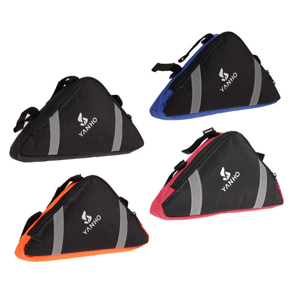 Cycling Bike Bycicle Frame Pack Pannier Front Tube Triangle Bag Pouch - Hespirides Gifts