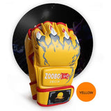 ZOOBOO Brand MMA Boxing Gloves Top Quality PU Leather MMA Half Fighting Boxing Gloves Competition Training Gloves - Hespirides Gifts - 3