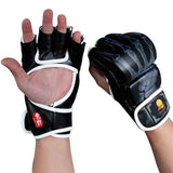 ZOOBOO Brand MMA Boxing Gloves Top Quality PU Leather MMA Half Fighting Boxing Gloves Competition Training Gloves - Hespirides Gifts - 6