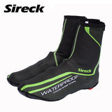 Sireck Cycling Shoe Cover Copriscarpe Ciclismo Waterproof Reflective MTB Road Bicycle Bike Shoe Covers Overshoes Warm Boot Cover - Hespirides Gifts - 1
