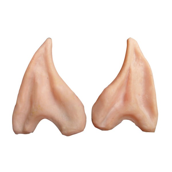 Halloween Party Cosplay Accessories Latex Soft Pointed Prosthetic Wizard Elf Fairy Hobbit Vulcan Spock Alien Costume Tips Ears - Hespirides Gifts