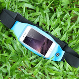 Universal 4.7 inch Waterproof Sports Running Waist Pocket Belt Case For iPhone 4S 5C 5S SE 6 6S For Samsung A3 J1 Cover - Hespirides Gifts - 7