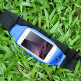 Universal 4.7 inch Waterproof Sports Running Waist Pocket Belt Case For iPhone 4S 5C 5S SE 6 6S For Samsung A3 J1 Cover - Hespirides Gifts - 6