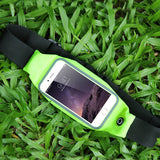 Universal 4.7 inch Waterproof Sports Running Waist Pocket Belt Case For iPhone 4S 5C 5S SE 6 6S For Samsung A3 J1 Cover - Hespirides Gifts - 4