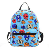 New Woman Backpack Hot Sale Canvas School Bag Printing Lightweight School Backpacks Fashion Women's Bags - Hespirides Gifts - 4