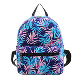 New Woman Backpack Hot Sale Canvas School Bag Printing Lightweight School Backpacks Fashion Women's Bags - Hespirides Gifts - 12