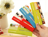 Cute Mini Memo Pad Sticky London post it Note Paper Scrapbooking Sticker Pads Creative Stationery 243 - Hespirides Gifts - 2