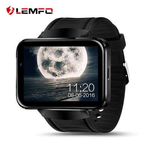 LEMFO LEM4 Bluetooth Smart Watch With Free Digital Pedometer