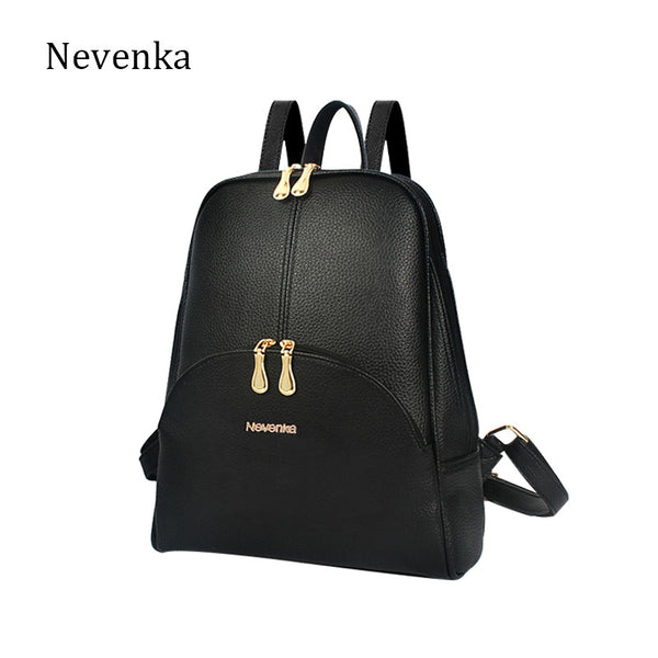 f837f2248778 Buy Nevenka Brand Women Bag Preppy Backpack Leather Student Zipper Bags  Solid Pendants Preppy Sac Casual Backpacks Teenagers Mochila at Hespirides  Gifts for ...