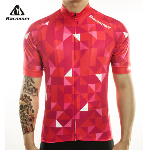 Racmmer Cycling Jersey Mtb Bicycle Clothing Bike Wear Clothes Short Maillot Roupa Ropa De Ciclismo Hombre Verano #DX-10 - Hespirides Gifts - 1