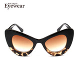 BOUTIQUE Popular Sexy Fashion Women Cat Eye sunglasses Inspired Retro Vintage Sun glasses - Hespirides Gifts - 1