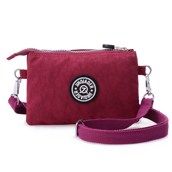 clutch bag women messenger bags casual mini crossbody bag for girls waterproof nylon ladies handbags female high quality - Hespirides Gifts - 3