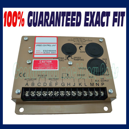 ESD5500E Speed Controller For Diesel Alternator Generator Parts Accessory