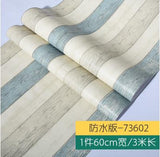 Since the wood wallpaper glue Metope furniture refurbished sticker table wardrobe door plank of PVC wall stickers-683