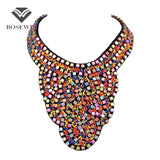 Fashion Ethnic Style Jewelry Big Collars Chokers Multicolor Beads Boho Women Handmade Statement Necklaces Bijoux Femininas CE708 - Hespirides Gifts - 1
